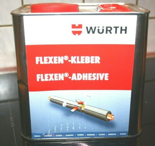 Würth flexen  kleber Kautschuk Isolierung Variante Zubehör