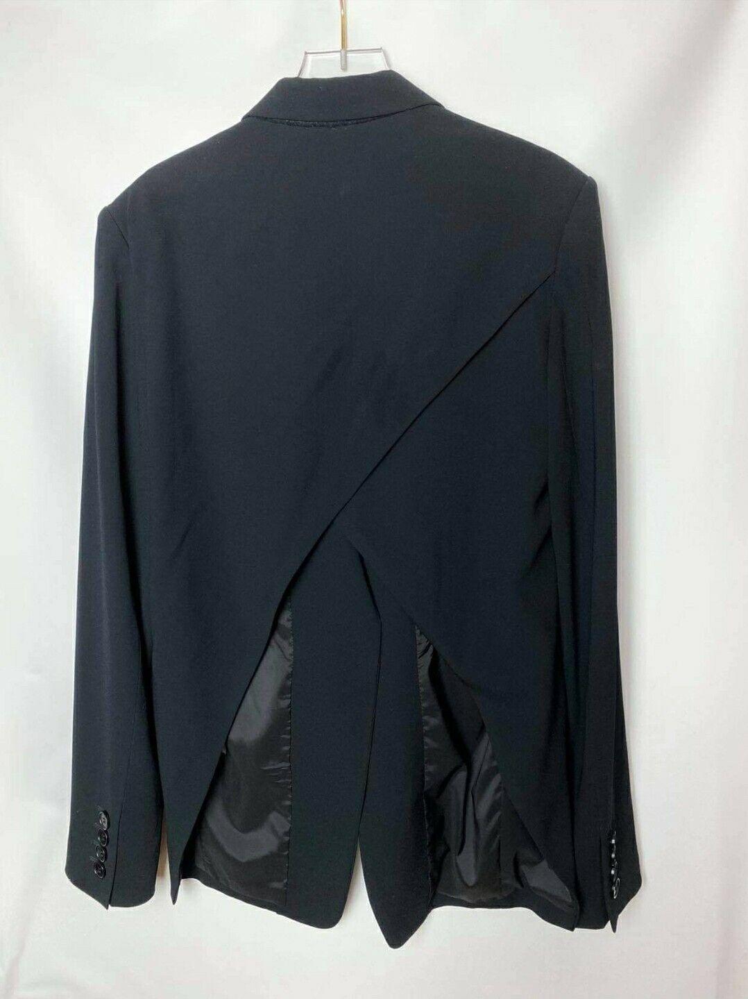 D K N Y  Open Back Single button Women's Jacket S… - image 3