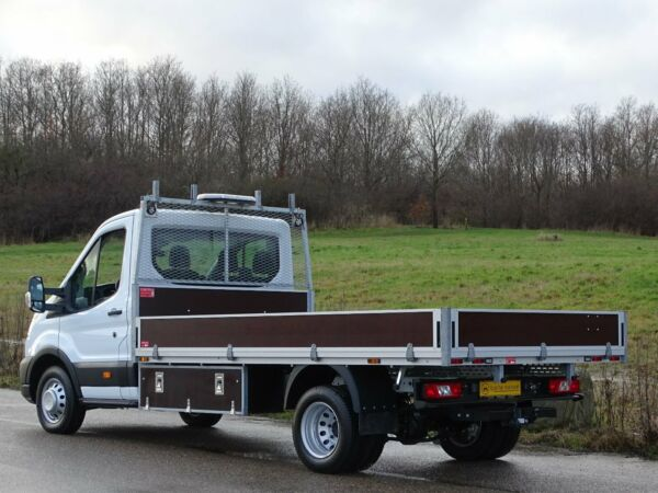 Ford Transit 470 L4 Chassis 2,0 TDCi 170 Trend H1 RWD - billede 2
