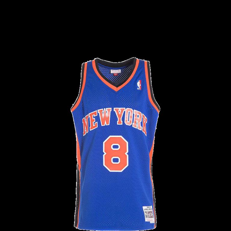 Mitchell & Ness NBA New York Knicks Latrell Sprewell 98-99 Swingman Jersey 2019