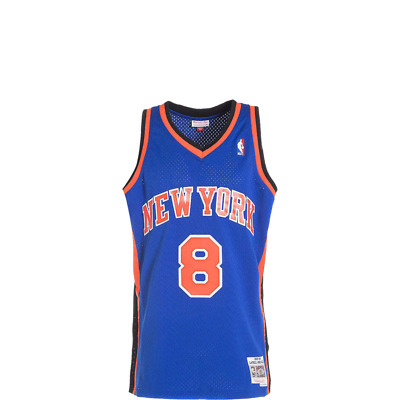great quality 100% high quality san francisco Mitchell & Ness NBA New York Knicks Latrell Sprewell 98-99 Swingman Jersey  2019   eBay