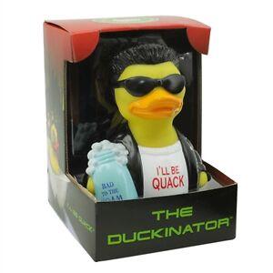 Duckinator Rubber Duck - Celebriduck for Arnold Schwarzenegger Terminator Fans cLUaj