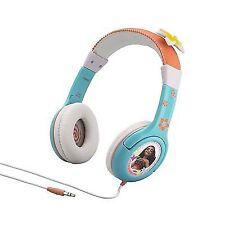 1458f3efc0a item 1 KIDdesigns - Disney Moana Islander Wired Over-the-Ear Headphones -  White/Pink... -KIDdesigns - Disney Moana Islander Wired Over-the-Ear  Headphones ...