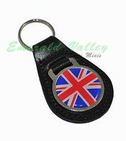 Classic Mini Union Jack Key - Austin Cooper - Mini Cooper - Morris
