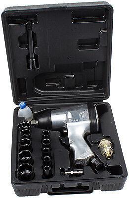 Druckluft Schlagschrauber 14-tlg. Schrauber Werkzeuge-Berlin Druckluftschrauber