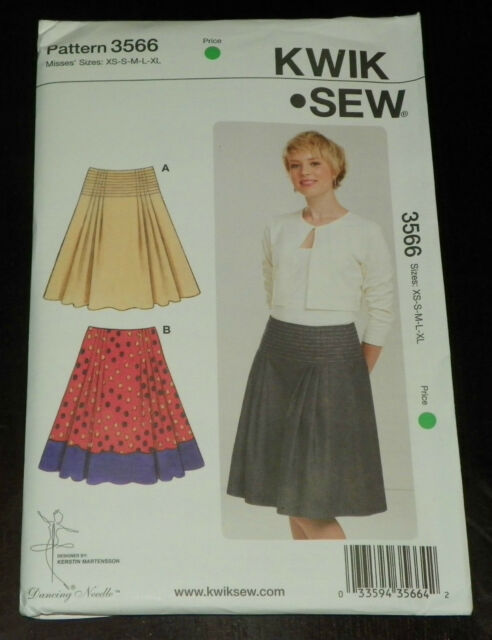 c3ee0e8fb8d Mccall's Pattern 3566 Cover-up Skirt 2 PC Bathing Suit Knits Sz 10 ...