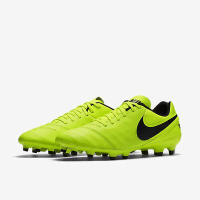 aa1444af33f19 NIKE Tiempo Genio Leather II Men's Soccer Cleats Style 819213-707 | eBay