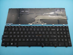 NEW-For-Dell-Inspiron-17-5000-5748-5749-5758-5759-English-Keyboard-No-Backlit