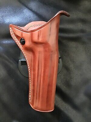 Smith Wesson Model 686 3''BBL Paddle Holster With Open Top For Fast Draw #6195#