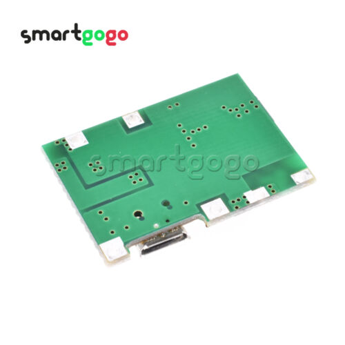 USB 3.7V 4.2V Lithium Li-ion 18650 Battery Charger Board 5V 9V 12V Boost Module