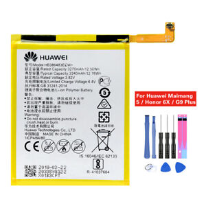 New-Battery-HB386483ECW-for-Huawei-Honor-6X-G9-Plus-MaiMang-5-GR5-2017-Accu
