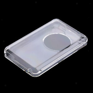 2Pieces-Transparent-Hard-Case-for-iPod-Classic-80GB-120GB-160GB-Plastic