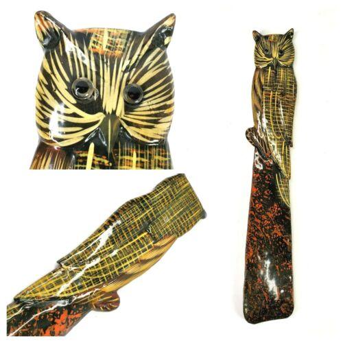 vintage gold colored saks fifth avenue shoe horn