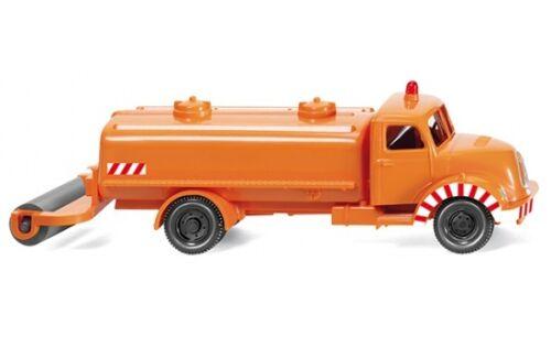 Wiking Kommunal Magirus Sirius #064001 Sprengwagen - 1:87