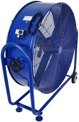 Baustellengeräte & -ausrüstung Trommelgebläse Windmaschine Turboventilator Aktobis Wdh-tg105l Mit 13.000 M3/h ! Business & Industrie