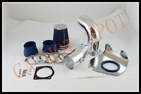94 95 Ford Mustang 5.0l V8 Cold Air Intake System W/ Filter - Blue