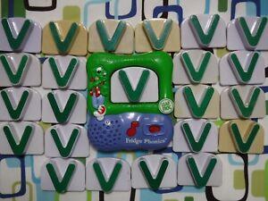 I i Leap Frog Magnet Fridge Phonics Word Builder Replacement Upper Lower Letter