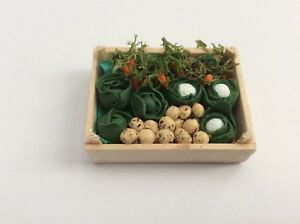 Vegetable-Box-Crate-Handmade-Dolls-House-Miniatures-1-12-th-Scale-New