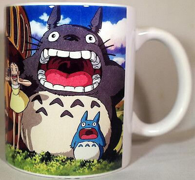 Studio Ghibli My Neighbour Totoro - Coffee MUG - Neighbor - Personalised - cat