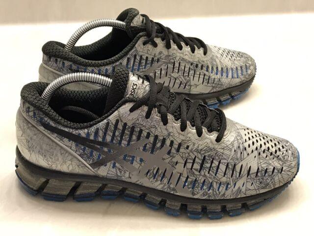 low priced f94a8 e839f ASICS Gel-Quantum 360 ZA3 T5J1N Fast Running Training Shoe Men's 8 Silver