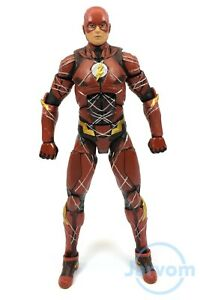 """DC Comics Multiverse 6/"""" Inch Steppenwolf BAF CnC Wave The Flash Loose Complete"""
