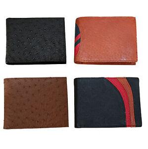 NEU-Herren-Geldbeutel-Portemonnaie-Geldboerse-Brieftasche