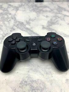 Sony PlayStation3 DualShock 3 Wireless Controller SixAxis OEM CECHZC2U-A1 Tested