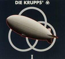 DIE KRUPPS I (ONE) - 2CD - Digipak