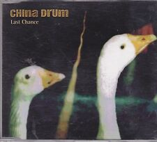 China Drum-Last Chance cd maxi single