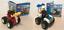 LEGO-City-2-Sm-Sets-Police-30013-Fireman-30010-100-Complete-w-Mini-figures thumbnail 1