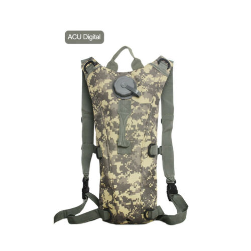 Water Bladder Bag Hydration Backpack Pack Hiking Cycling Camping2.5L 3L