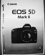 printed canon eos 450d user guide instruction manual a4 or a5 ebay rh ebay com EOS Rebel XSi 450D Canon EOS 500D
