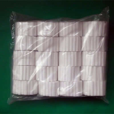 50 packs Dental Disposable Cotton Rolls High quality free shipping 2500 Rolls