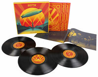 LED ZEPPELIN Celebration Day UK 180g vinyl 3LP box set SEALED / NEW