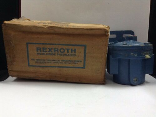 "Rexroth Type /'S/' Relay Valves PC P 55160  3//8/""  R431003663"