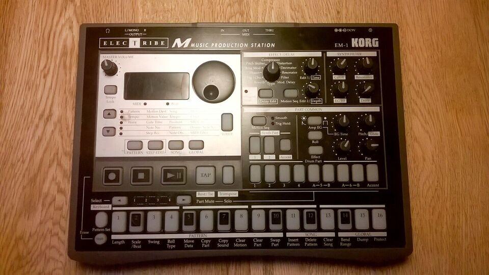 Groovebox, Korg EM-1