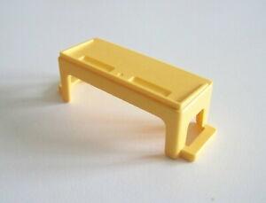Playmobil r maison moderne bureau jaune pupitre des elèves