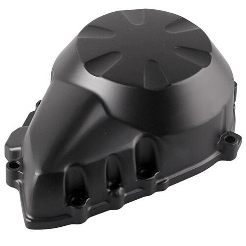 Aluminum Guard Cover Generator Case Crankcase For Kawasaki Z750 07-09 Black