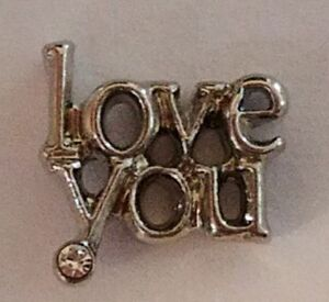 ORIGAMI-OWL-SILVER-CRYSTAL-VALENTINES-LOVE-YOU-CHARM