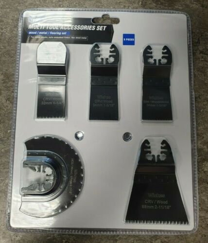 Wickes Multi Outil Accessoires Set 150267