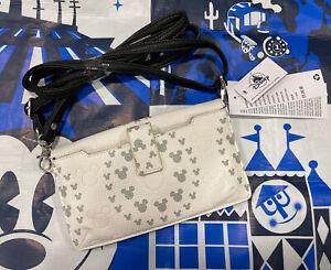 Disney Parks Wristlet Wallet Crossbody Bag,Purse,Wall