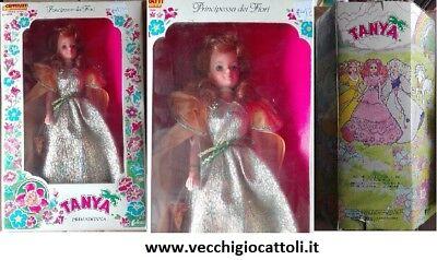 Ceppiratti Creata Bambola Tanya Primadonna Principessa Dei Fiori Vintage Doll Giocattoli E Modellismo Bambole E Accessori