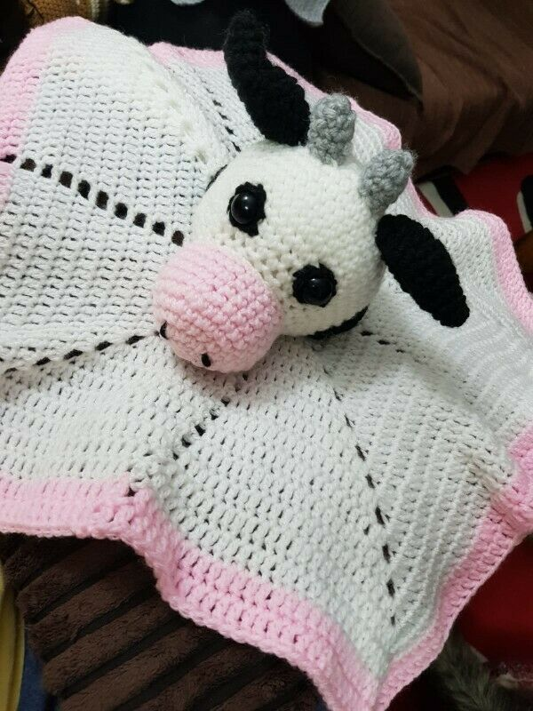 Spring Sheep Special, hand crocheted gorgeousness!