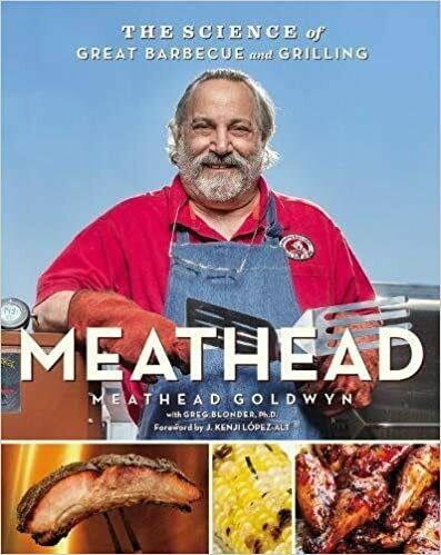 Meathead: The Science of Great Barbecue and Grilling (Digital 2016) 2