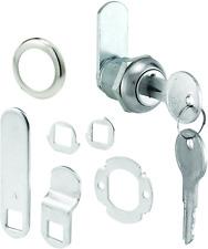 Desk Drawer Lock Keys Steel Part File Cabinet Door Tool Box Panel Thickness New