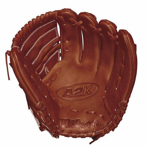 Wilson WTA2KRB18B212 Derecho Mano guante de lanzador de béisbol Lanzador A2K B2 12 igual