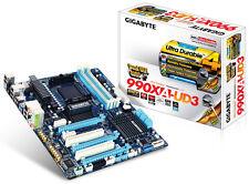 GIGABYTE GA-990XA-UD3 Rev 3.1 AM3+ AMD 990X USB 3.0 ATX AMD Motherboard