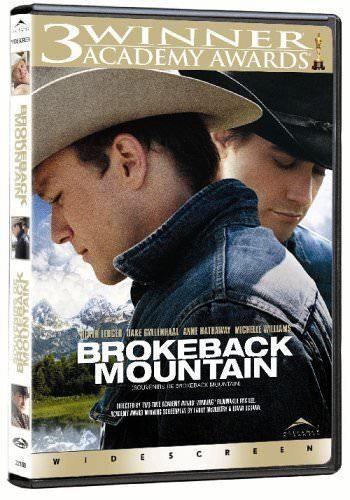 Brokeback Mountain (DVD, 2006)