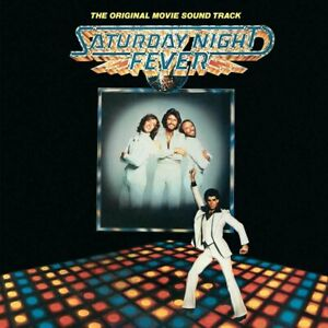 SATURDAY-NIGHT-FEVER-2-CD-Deluxe-Edition-Soundtrack-BEE-GEES-DISCO-70-039-s-NEW
