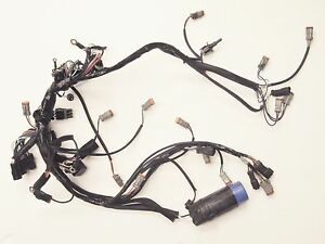 Johnson Evinrude Outboard Wiring Harness Assy 1998 115hp 586266 (B8-1F)